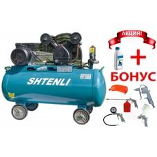 Компрессор Shtenli 110-2 BELT PRO