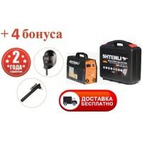 Сварочный инвертор Shtenli MMA-250 PRO S (с чемоданом)