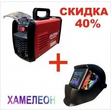 Сварочный инвертор Shtenli MMA 304/314RND